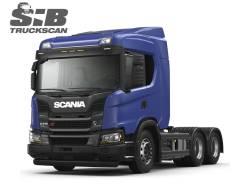 Scania G440. A6x4 NA гидро, 13 000куб. см., 6x4