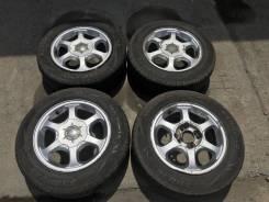 185/65 R14 Farroad литые диски 4х4
