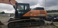 Case CX300C. Экскаватор CASE CX300C, 1,60куб. м.
