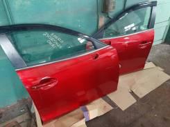 Дверь передняя левая Mazda Axela 2013-2019