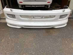 Бампер на Toyota Lend Cruiser 100