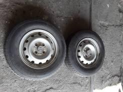 Пара колес Bridgestone RD613 Steel 165/80 R13