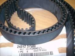 Ремень грм туссон/сан фе/сон4+5-V6 -37100/-37400 Hyundai-KIA 2431237500