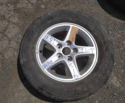 Одно литое колесо 205/70R15 на запаску Toyota CAMI, Daihatsu Terios