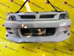 Обвес кузова аэродинамический. Mitsubishi Chariot Grandis, N94W 4G64
