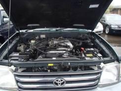 Двигатель 5VZFE на Toyota Land Cruiser Prado / Surf Стоит на авто!