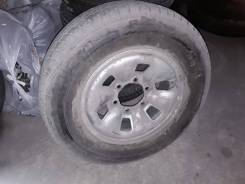 Запасное колесо Toyota Hiace KZH106 Bridgestone SF-322 215/70 R15