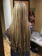 Плетение Афрокосичек