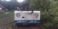 Soilmec. Буровая машина SM-14