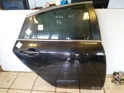 Дверь задняя правая Mazda 6 (GH) хэтчбэк