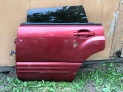 Дверь задняя левая на Subaru Forester SF5