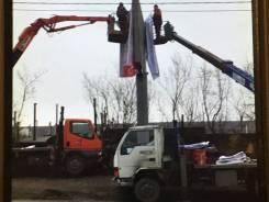 Услуги автовышки от 15 до 24 метров
