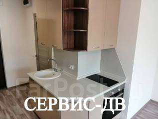 1-комнатная, улица Майора Филипова 7. Снеговая падь, агентство, 25,0кв.м.