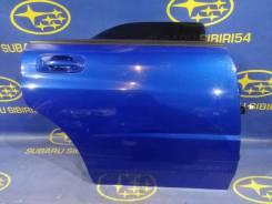 Дверь задняя правая (широкая) на Subaru Impreza GGA GDA