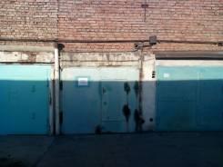 Гаражи капитальные. улица Димитрова 39а, р-н Железнодорожный, 18,0кв.м., электричество, подвал. Вид снаружи