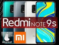 Xiaomi Redmi Note 9S. Новый, 128 Гб, Черный