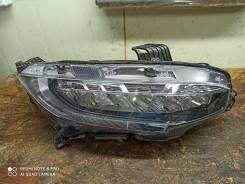 Правая фара LED Civic FK FC 100-18661