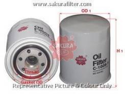 Фильтр масляный Sakura C-1008-1 C-1008-1 Sakura