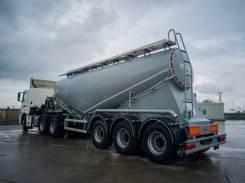 Bonum. Цистерна для сыпучих грузов Бонум, 35 000кг.