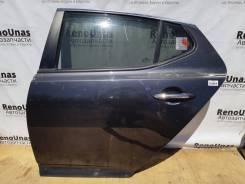 Дверь задняя левая Kia Optima 3 TF в сборе