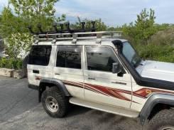 Багажники. Toyota Land Cruiser, KDJ90, KDJ95, RZJ95, VZJ90, VZJ95, FJ80, FJ80G, FZJ80, FZJ80G, HDJ80, HZJ80 Toyota Land Cruiser Prado, KD95, KDJ90, KD...
