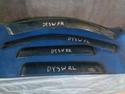 Ветровики комплект Mazda Demio