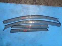 Ветровики комплект Mazda Axela