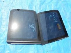 Стекло собачника Mitsubishi Delica, правое заднее