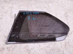 Стекло собачника Toyota LAND Cruiser Prado, правое заднее