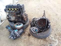 "Двигатель 7A-FE. Toyota Sprinter Carib AE115, 4WD. ""КЭП"""