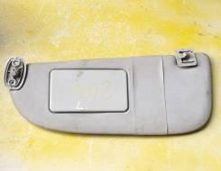 Козырек солнцезащитный левый Peugeot Peugeot 206 1998-2012 [8143EP8143HE,8143ZH]