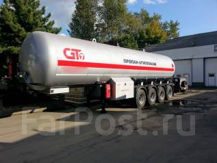 GT7 ППЦТ-44. В Наличии! Полуприцеп цистерна транспортная ППЦТ-44 (газовоз), 44м3, 22 000кг.