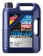 Liqui Moly Optimal Synth. 10W-40, полусинтетическое, 5,00л.