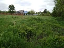 Зем. участок в п. Силинский, ул. Парковая, для строительства дома. 1 020кв.м., собственность