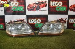Фары (парой ксенон) Toyota Crown Majesta UZS171(LegoCar125)Находка
