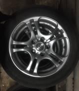 Продам колеса Bridgestone Ecopia на литых дисках Sparco