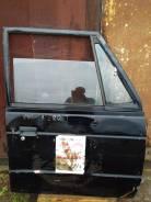 Дверь передняя правая паджеро 1