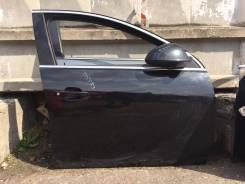 Дверь передняя правая Opel Insignia 2009г черная