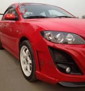 Бампер передний Mazda3/Mazda Axela (Bk) 2003-2009