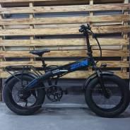 Электровелосипед iRide FATbike. Складной . Алюминий. от