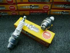 Лодочные моторы. Свеча зажигания NGK B8HS-10 / 7637, (Yamaha, Suzuki, )