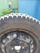 Продам комплект колес Dulop 195/65 R15 на штамповке