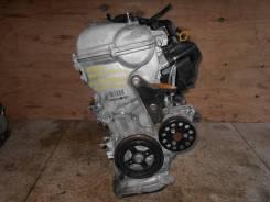 Двигатель Toyota Porte NZE141 1NZ-FE 2013г пр 38500 км