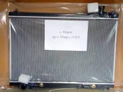 Радиатор Infiniti FX35 03-08г в Омске 21460-CM80B, 21460-CG000