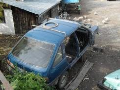Глушитель в сборе к автомобилю Ода ИЖ 2126-030 2003г