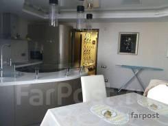 3-комнатная, улица Карбышева 46а. БАМ, агентство, 80,0кв.м. Кухня