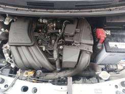 АКПП Nissan Note E12 HR12DE [RE0F11AGM38]