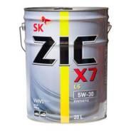 ZIC X7. 5W-30, синтетическое, 20,00л. Под заказ