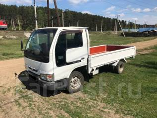 Nissan Atlas. QD32, 3 200куб. см., 1 500кг., 4x2