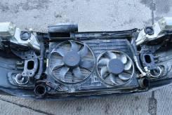 Радиатор кондиционера Skoda Octavia 1Z (04-09г) 1.8TSI MKПП